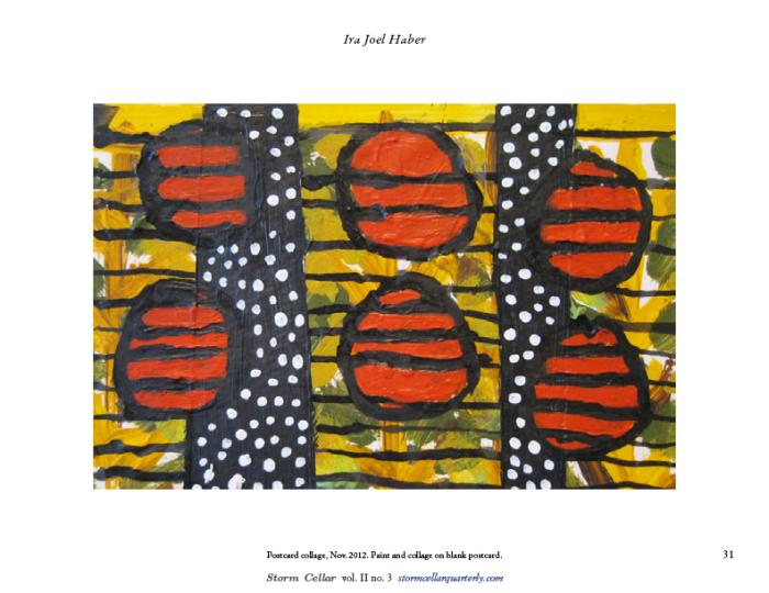Ira Joel Haber – Postcard Collage sample3