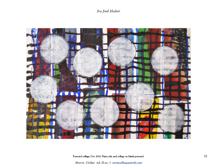 Ira Joel Haber – Postcard Collage sample4