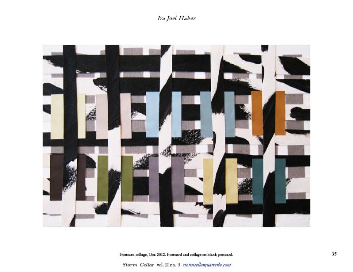 Ira Joel Haber – Postcard Collage sample7