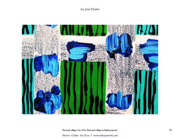 Ira Joel Haber – Postcard Collage sample8