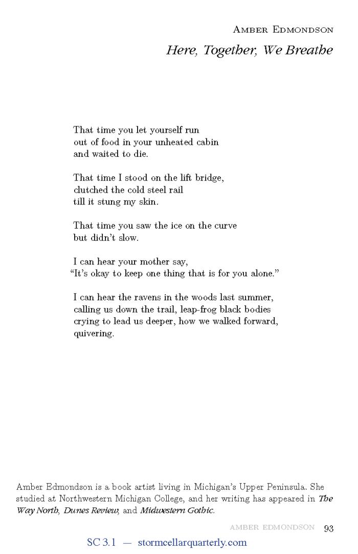 Amber Edmundson - Here, Together, We Breathe[PNG]