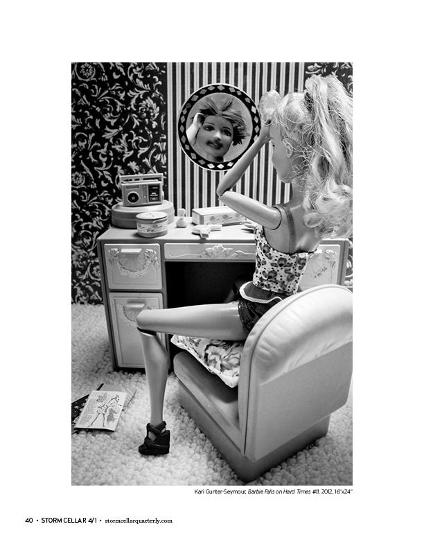 Kari Gunter-Seymour - Barbie Falls on Hard Times #11[sample]