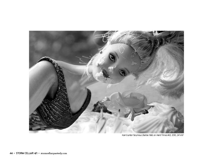Kari Gunter-Seymour - Barbie Falls on Hard Times #12[sample]