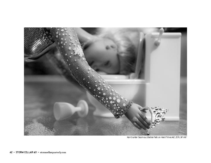 Kari Gunter-Seymour - Barbie Falls on Hard Times #2[sample]