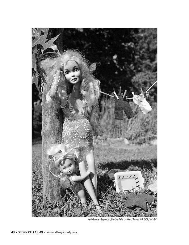 Kari Gunter-Seymour - Barbie Falls on Hard Times #8[sample]