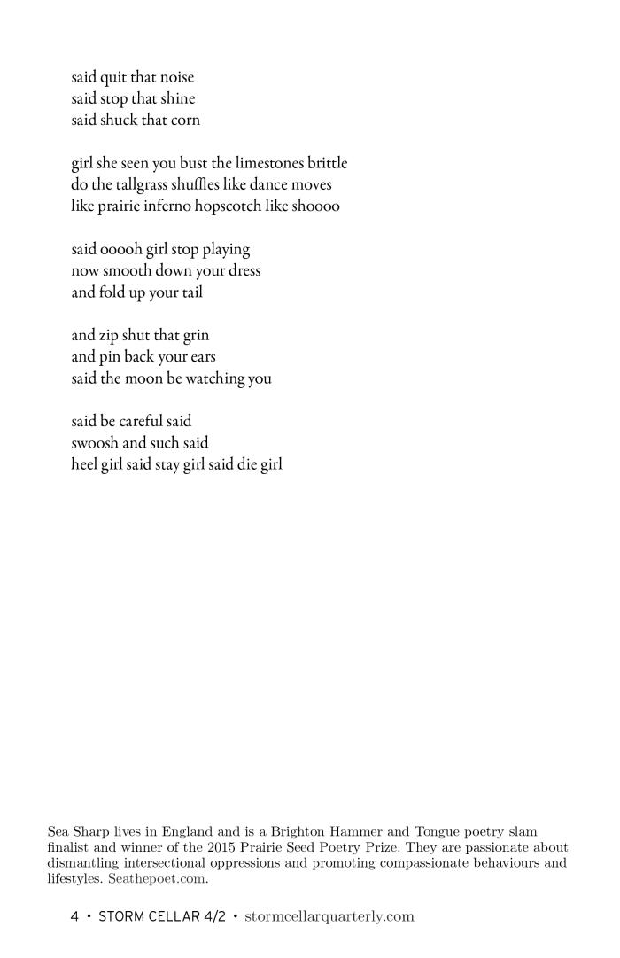 Sea Sharp - The Tallgrass Shuffles[4]