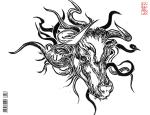 Bovine Medusa II by Erik Farseth